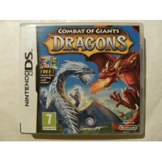 Combat of Giant Dragons for Nintendo DS