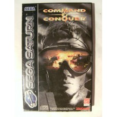 Command & Conquer for Sega Saturn