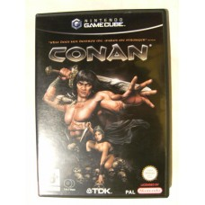 Conan for Nintendo Gamecube