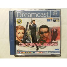 Confidential Mission for Sega Dreamcast