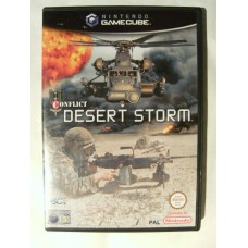 Conflict Desert Storm for Nintendo Gamecube