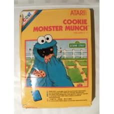 Cookie Monster Munch for Atari 2600