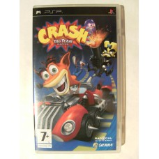 Crash Tag Team Racing for Playstation Portable