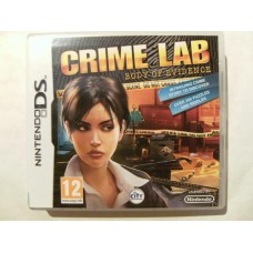 Crime Lab: Body of Evidence for Nintendo DS