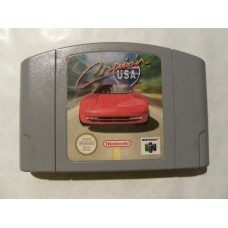 Cruisin' USA for Nintendo 64