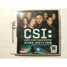 CSI: Crime Scene Investigation: Dark Motives for Nintendo DS