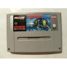 Cybernator for Super Nintendo