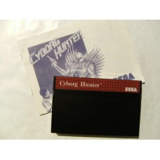 Cyborg Hunter for Sega Master System