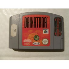 Daikatana for Nintendo 64