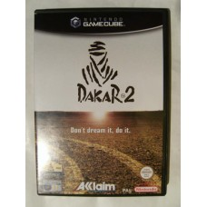 Dakar 2 for Nintendo Gamecube