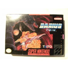 Darius Twin NTSC for Super Nintendo