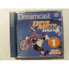 Dave Mirra Freestyle BMX for Sega Dreamcast