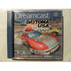 Daytona USA 2001 for Sega Dreamcast