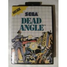 Dead Angle for Sega Master System