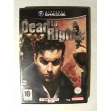 Dead To Rights for Nintendo Gamecube