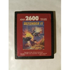 Defender II for Atari 2600