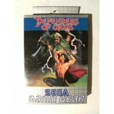 Defenders of Oasis for Sega Game Gear