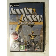 Demolition Company for PC