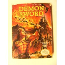 Demon Sword* for Nintendo NES NTSC