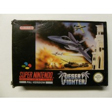Desert Fighter for Super Nintendo