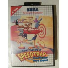 Desert Speedtrap* for Sega Master System