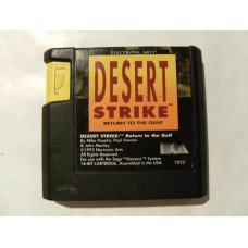 Desert Strike for Sega Mega Drive