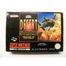 Desert Strike for Super Nintendo