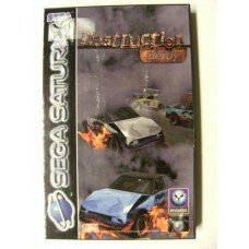Destruction Derby for Sega Saturn