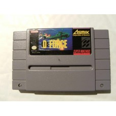 D-Force NTSC for Super Nintendo