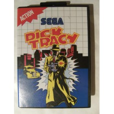 Dick Tracy for Sega Master System