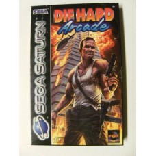 Die Hard Arcade for Sega Saturn