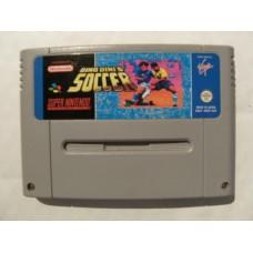 Dino Dini's Soccer for Super Nintendo