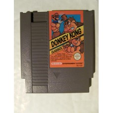 Donkey Kong Classics for Nintendo NES A