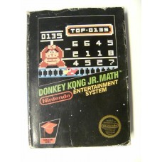 Donkey Kong Jr Math* for Nintendo NES