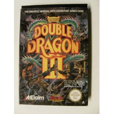 Double Dragon III: The Sacred Stones for Nintendo NES A