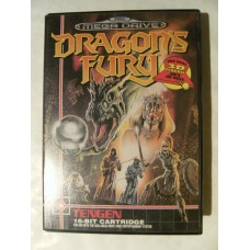 Dragon's Fury for Sega Mega Drive