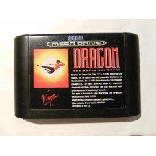Dragon: The Bruce Lee Story for Sega Mega Drive