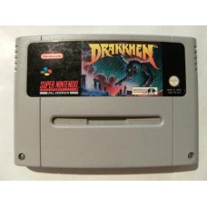 Drakkhen for Super Nintendo