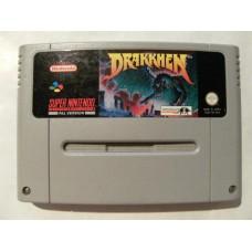 Drakkhen for Super Nintendo