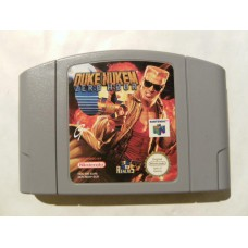 Duke Nukem: Zero Hour for Nintendo 64