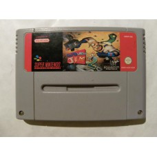 Earthworm Jim 2 for Super Nintendo