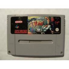 Earthworm Jim for Super Nintendo