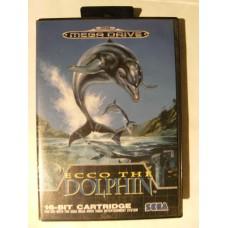 Ecco the Dolphin* for Sega Mega Drive
