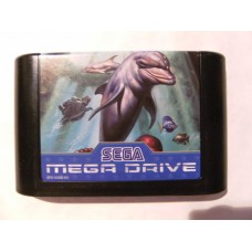 Ecco 2: The Tides of Time for Sega Mega Drive