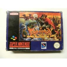 Equinox for Super Nintendo