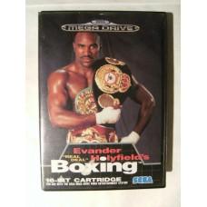 Evander Holyfield's Boxing* for Sega Mega Drive