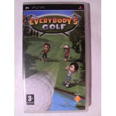 Everybody's Golf for Playstation Portable