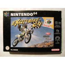 Excitebike for Nintendo 64