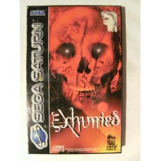 Exhumed for Sega Saturn