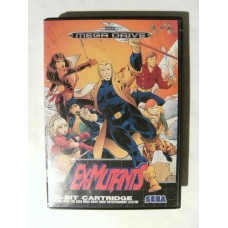 Ex-Mutants for Sega Mega Drive